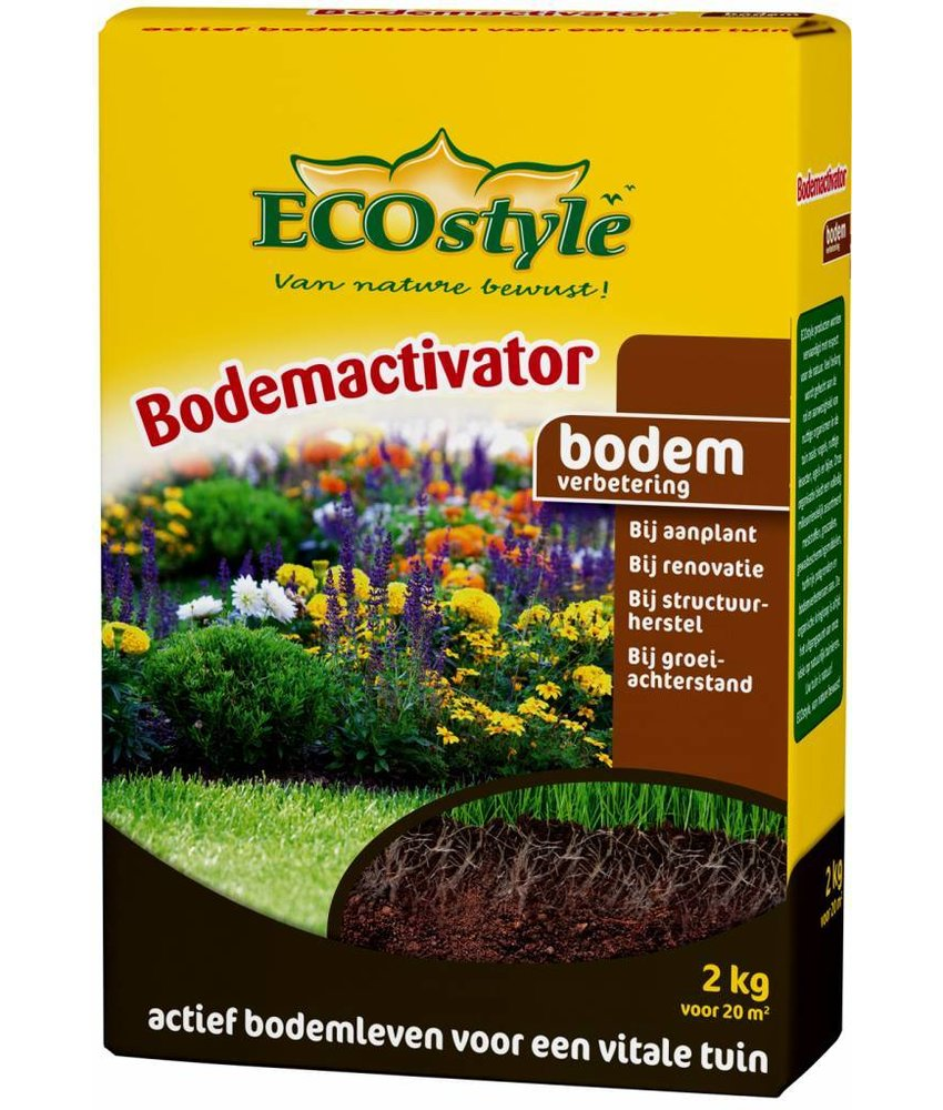 Ecostyle Bodemactivator 2 kg (20 m²)
