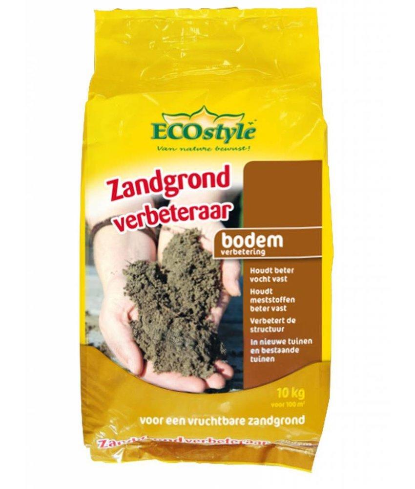 Ecostyle Zandgrondverbeteraar 10 kg (100 m²)
