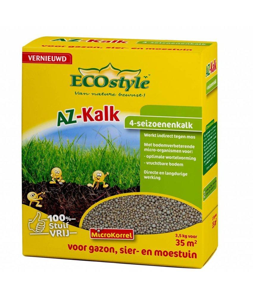 Ecostyle AZ kalk 3.5 kg (35 m²)