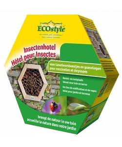 Insectenhotel voor lieveheersbeestjes en gaasvliegen (honingraat)