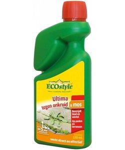 Ultima tegen onkruid & mos 510 ml concentraat