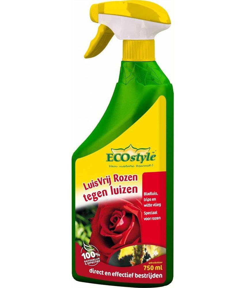 Ecostyle LuisVrij Rozen tegen luizen 750 ml gebruiksklaar