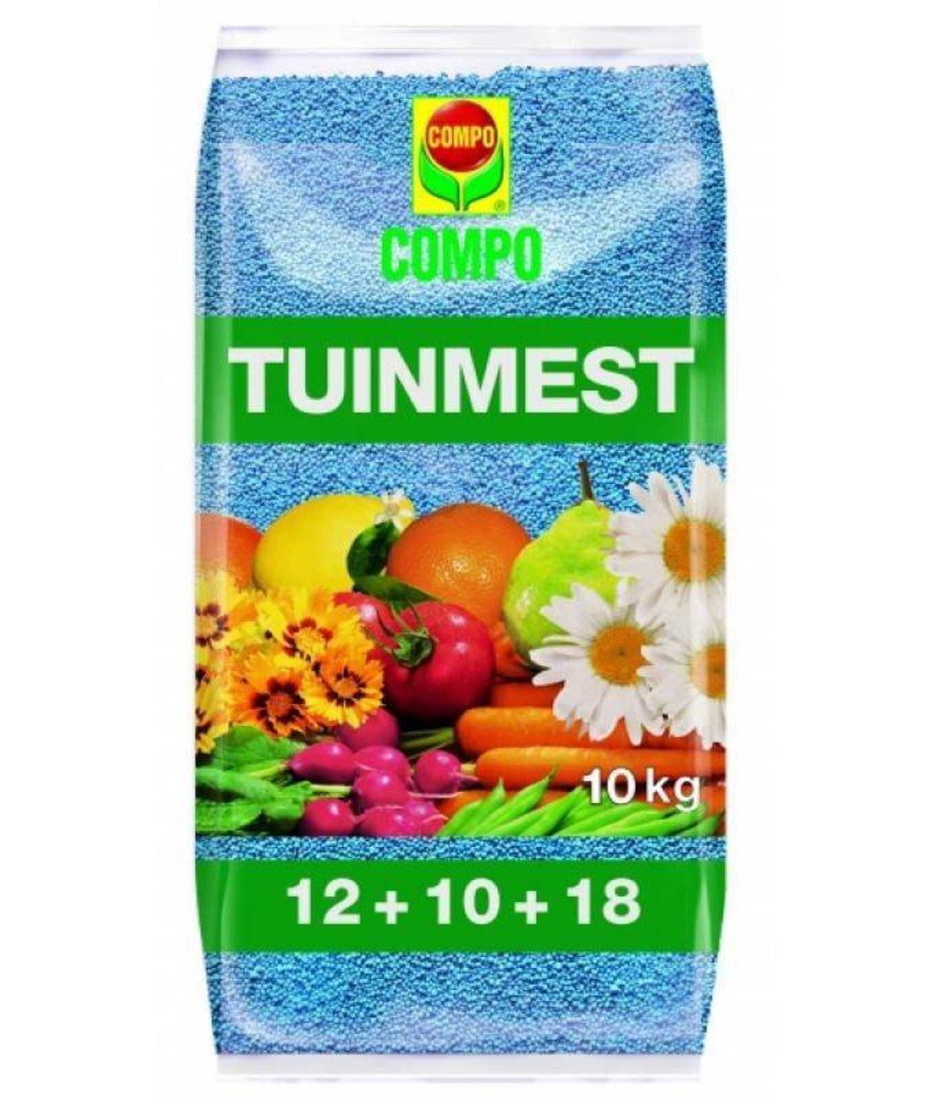 Compo Mengmeststof 12-10-18 10 kg