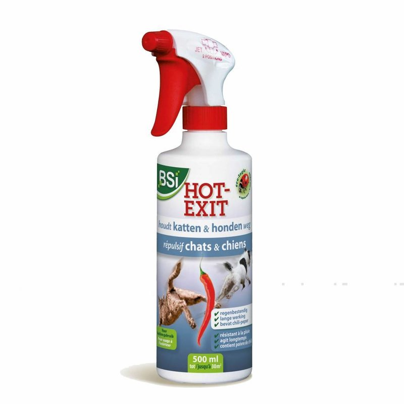 BSI Hot Exit Spray 500 ml