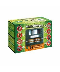 Multistop outdoor + gratis adapter & afstandsbediening
