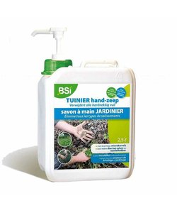 Tuinier Hand-Zeep pomp 2,5 Liter