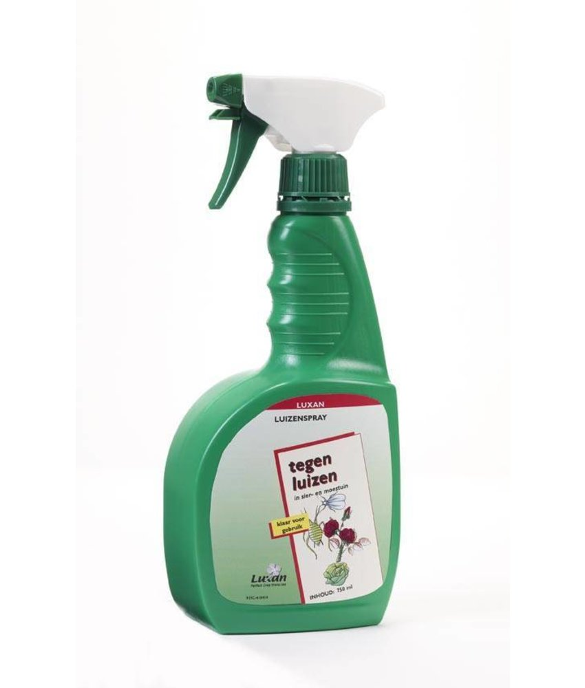 Luxan Luizenspray 750 ml