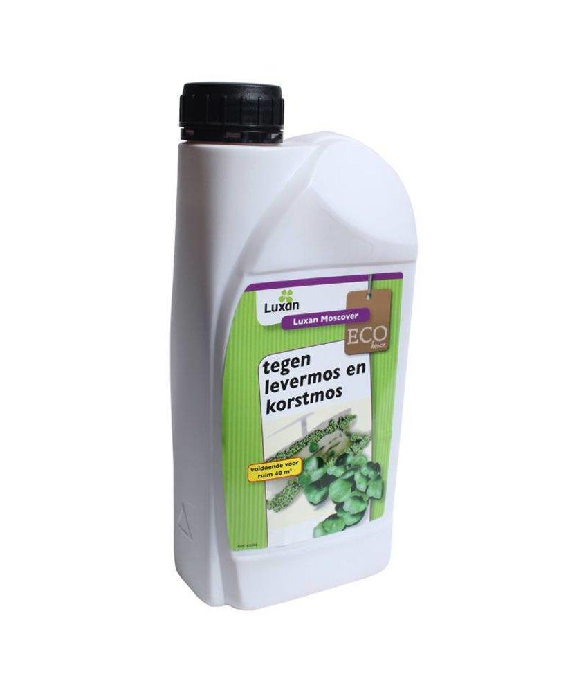Luxan Moscover 1 Liter tegen levermos en algen