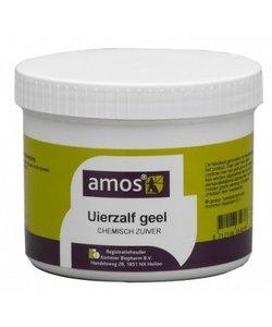 Uierzalf geel pot 400 gram