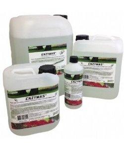 EnzyMas 1 liter tegen alle vervuiling, (zwarte) aanslag en vetten op buitenoppervlakken.