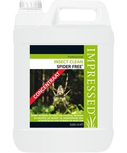 Insect Clean Spider Free 5 Liter (concentraat)