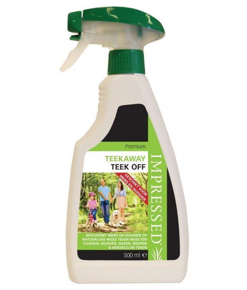 Impressed Teekaway spray 500 ml
