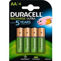 batterijen oplaadbaar type AA (4 stuks)