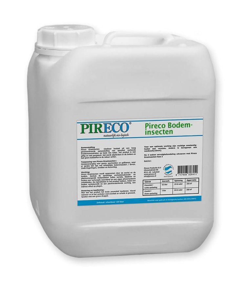 Pireco Bodeminsecten vloeibaar 10 liter