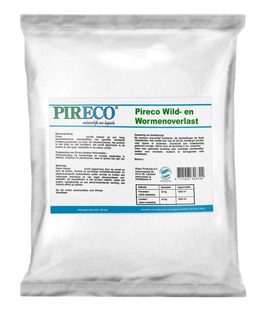 Pireco Wormen- en wildoverlast korrels 10 kg