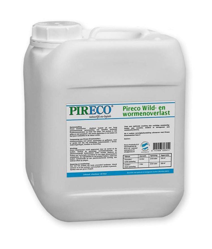 Pireco Wormen- en wildoverlast vloeibaar 10 liter