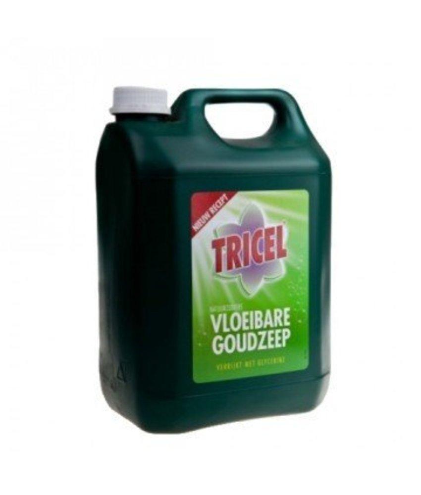Tricel Goudzeep vloeibaar 5 liter