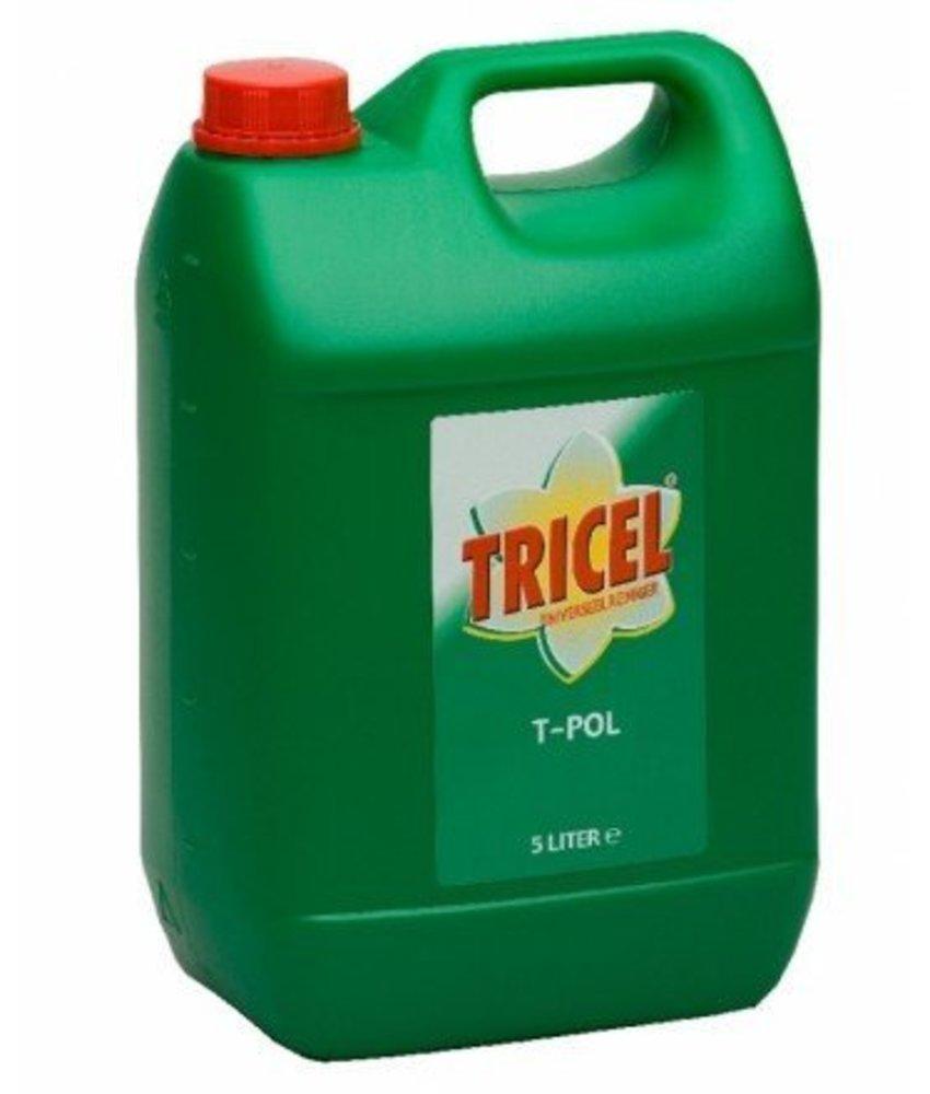 Tricel T-Pol reiniger 5 liter