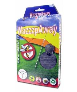 WazzzpAway tegen wespennesten