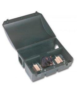 Rattenvoerdoos met sleutel MW