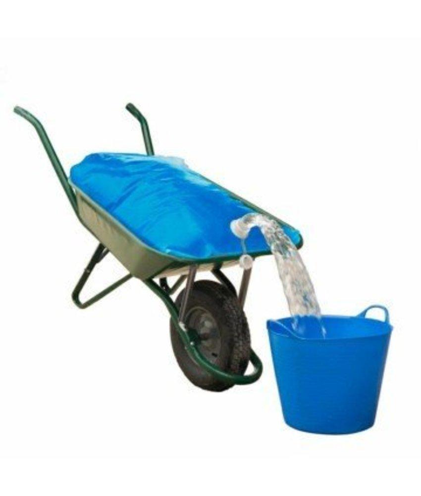 waterzak 80 liter voor kruiwagen