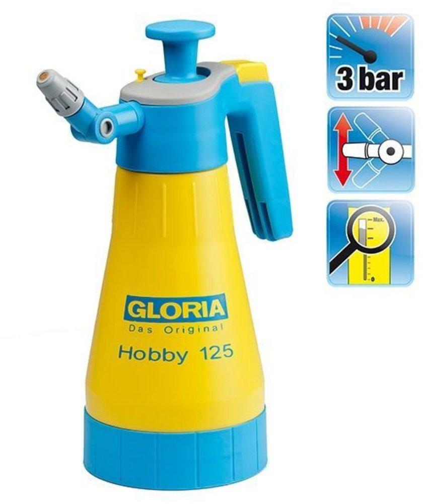 Gloria drukspuit Hobby 125/360º (1.25 liter)
