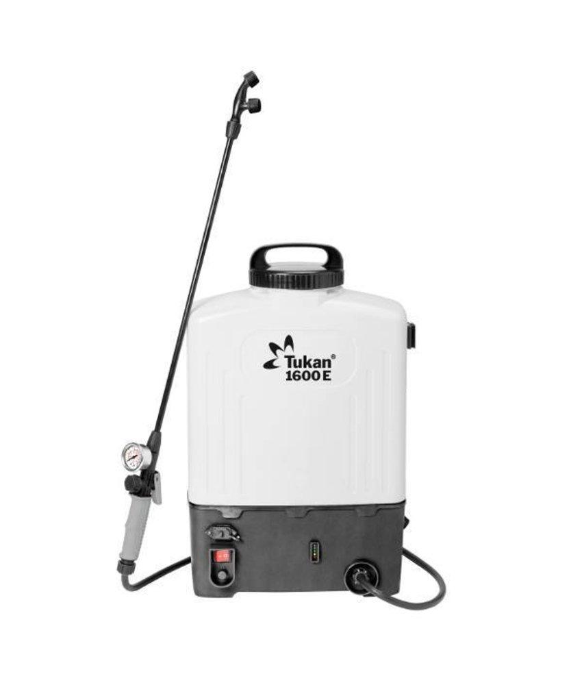 Gloria accu rugspuit Tukan 1600E Basic (16 liter)