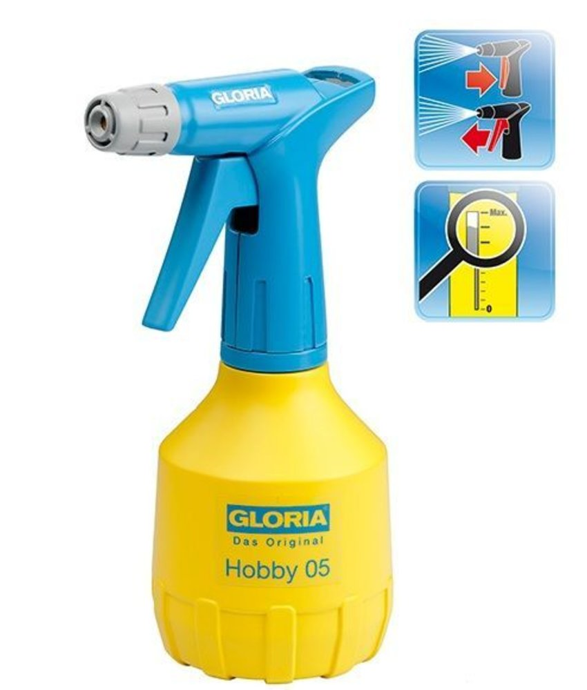 Gloria fijnsproeier Hobby 05 (0.5 liter)