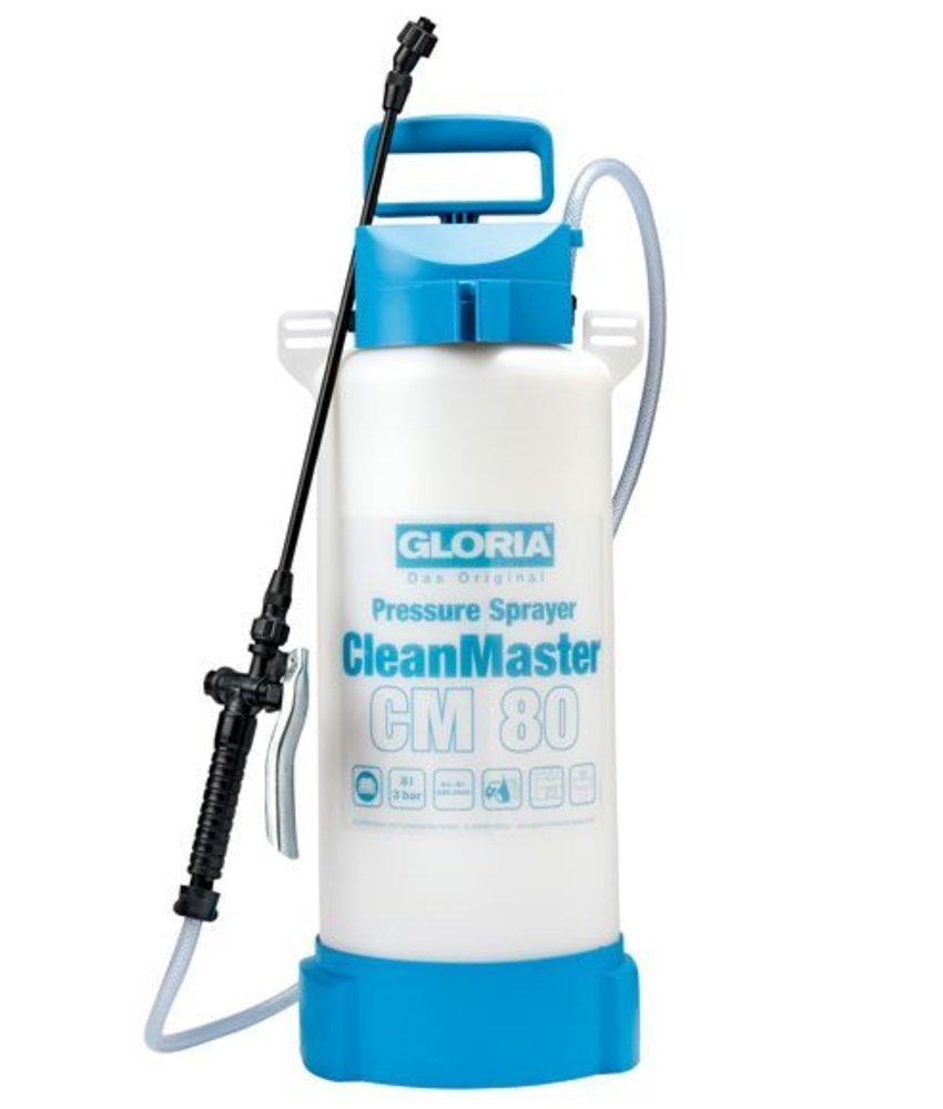 Gloria Clean Master CM80 zuur drukspuit (8 liter)