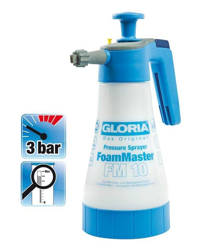 Gloria Foam Master FM10 schuim drukspuit (1 liter)