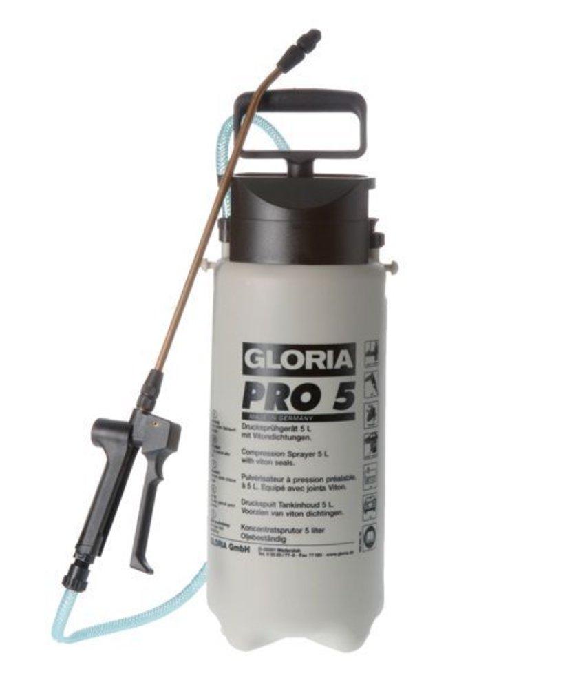 Gloria Pro 5 oliebestendige drukspuit (5 liter)