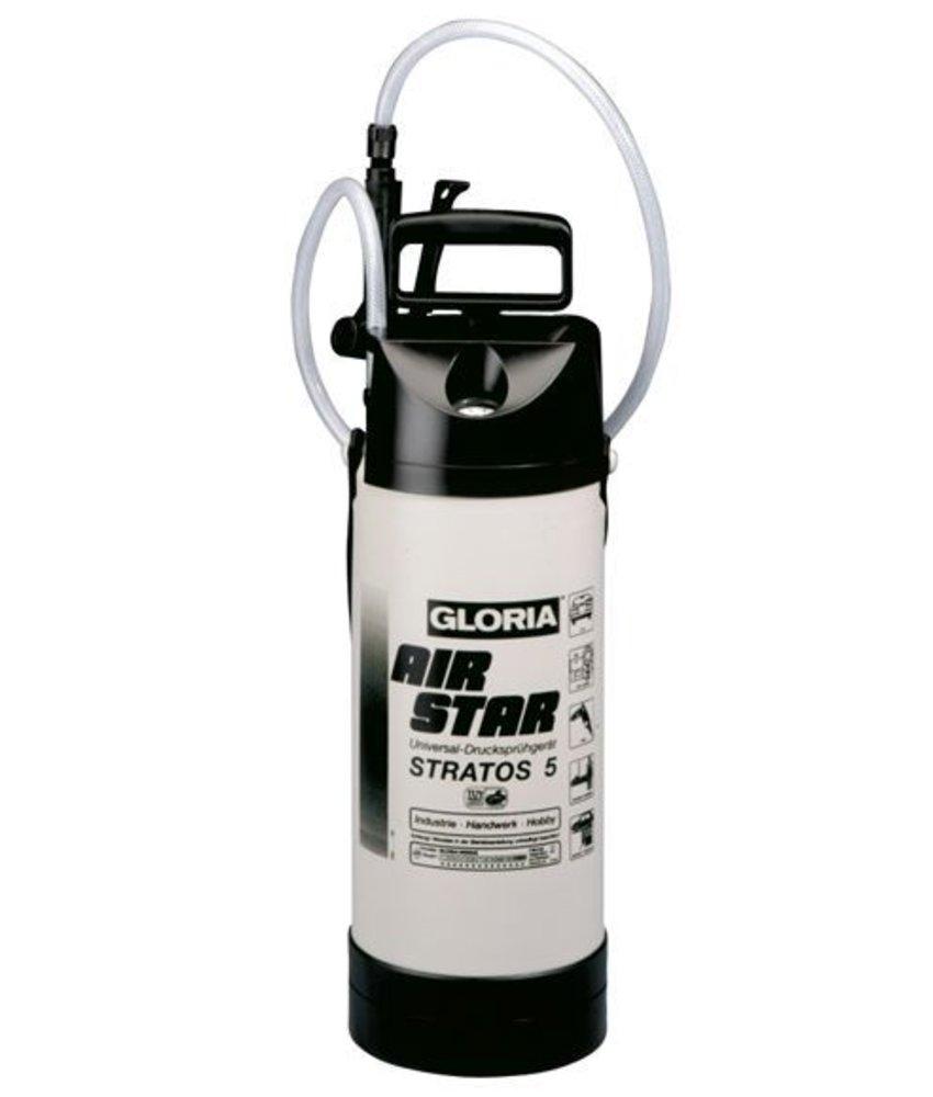 Gloria Stratos 5 oliebestendige drukspuit (5 liter)
