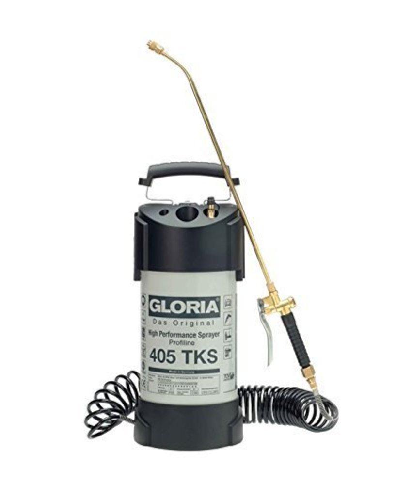Gloria hogedrukspuit Staal 405TKS Profiline (5 liter)