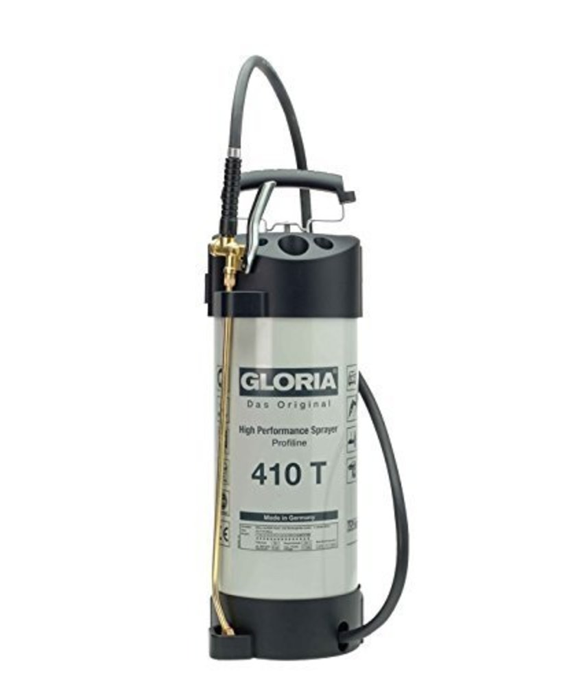 Gloria hogedrukspuit staal 410T Profiline (10 liter)