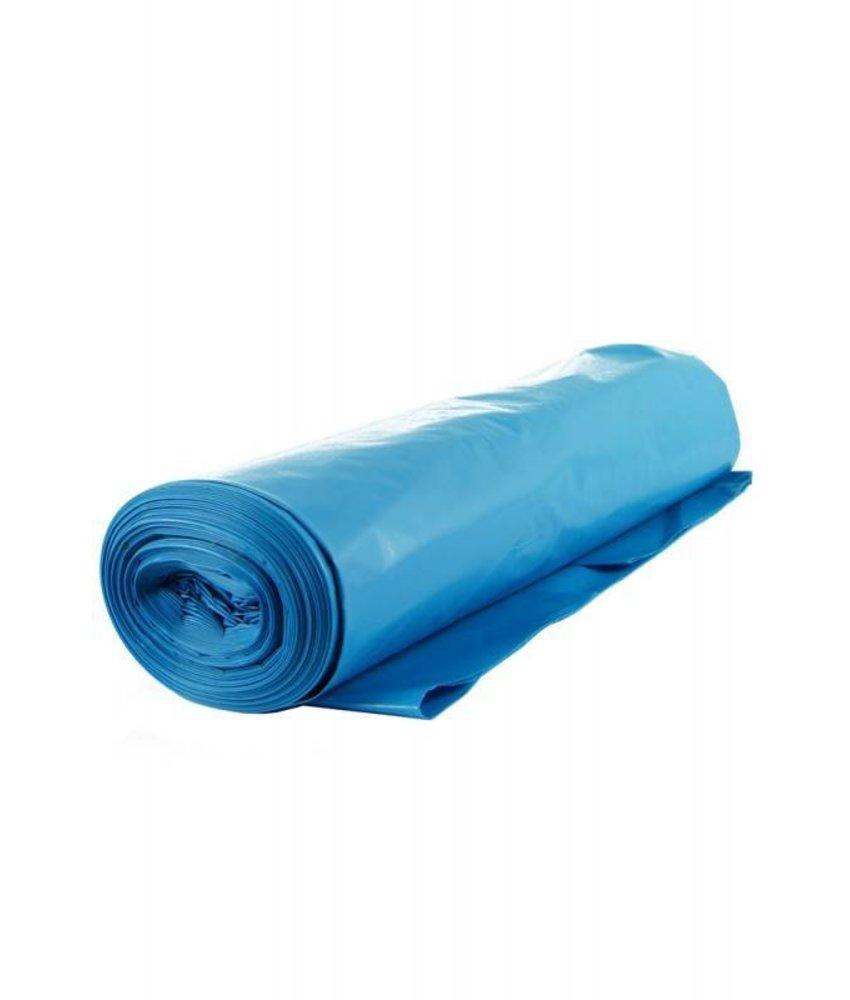 Heigo vuilniszak blauw 60 mu 70x110 (20 zakken)