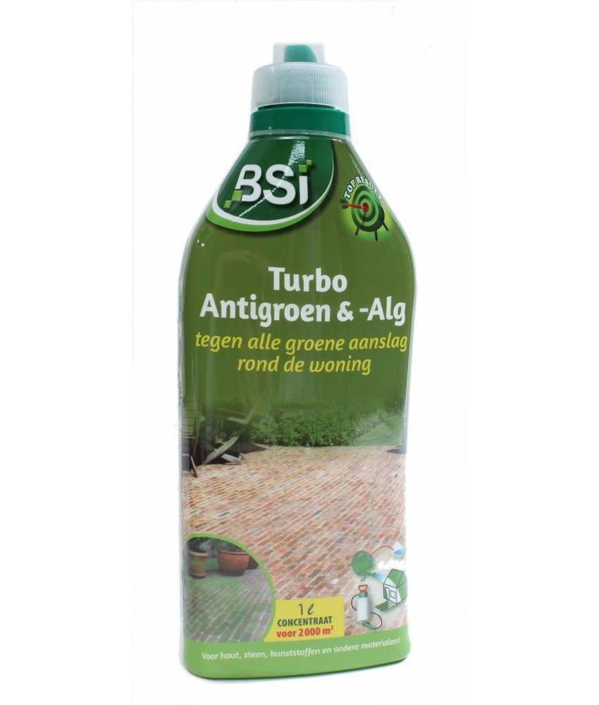 BSI Turbo Anti Groen & Alg 1 L (ultra-concentraat)