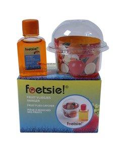Foetsie! Fruitvliegjesval met lokstof