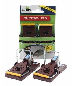Muizenval Pro (2 stuks)