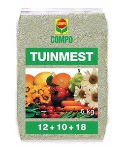 Mengmeststof 12-10-18 NPK 5 kg