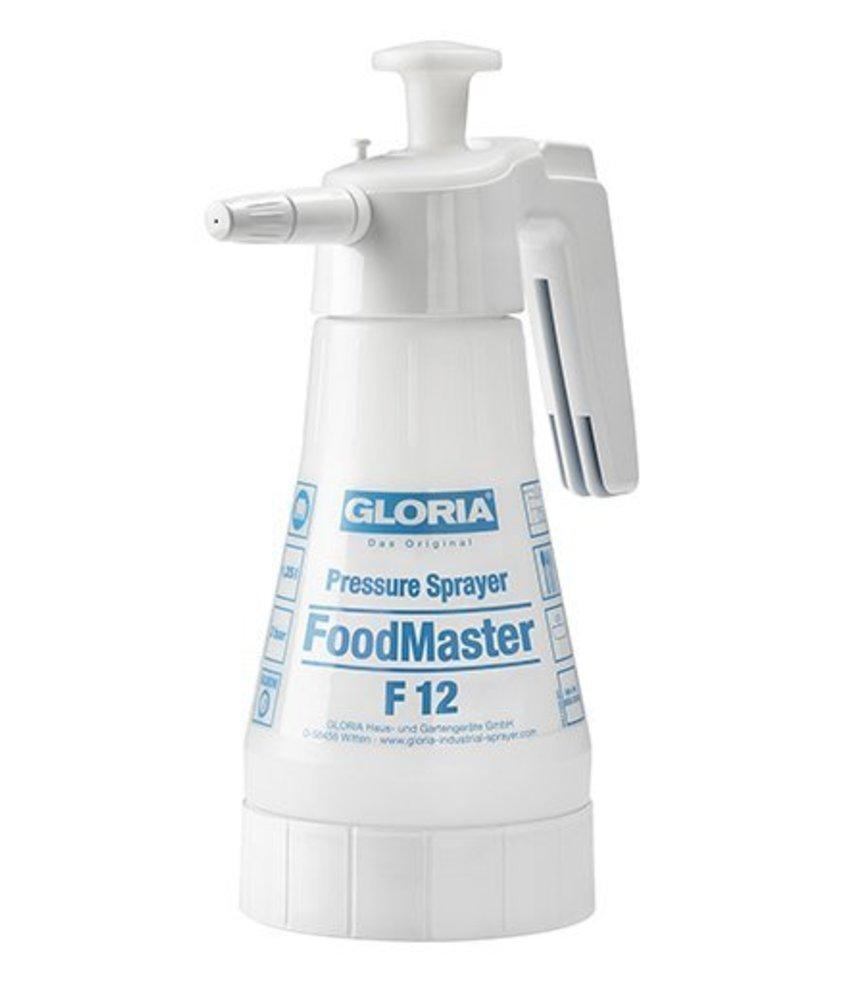 Gloria drukspuit FoodMaster F12 (1,25 liter)