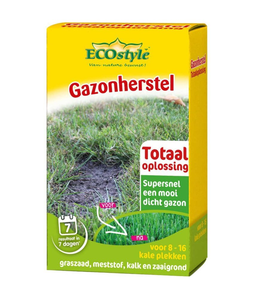 Ecostyle Gazonherstel tegen kale plekken 500 gram