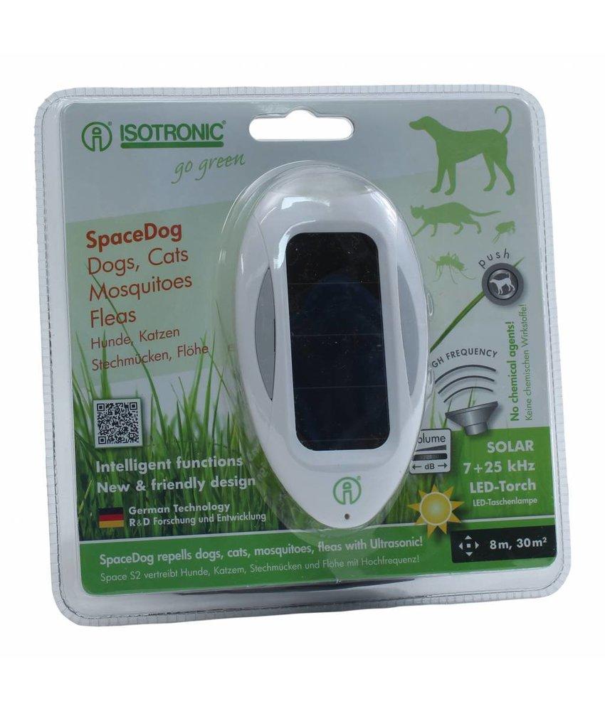 Isotronic Honden -en kattenverjager Space Dog Solar