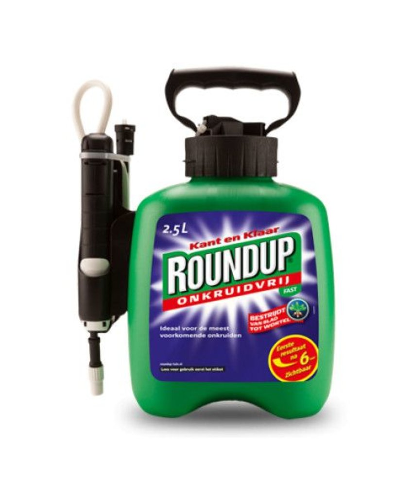 Roundup Fast kant en klaar 2500 ml (spray)
