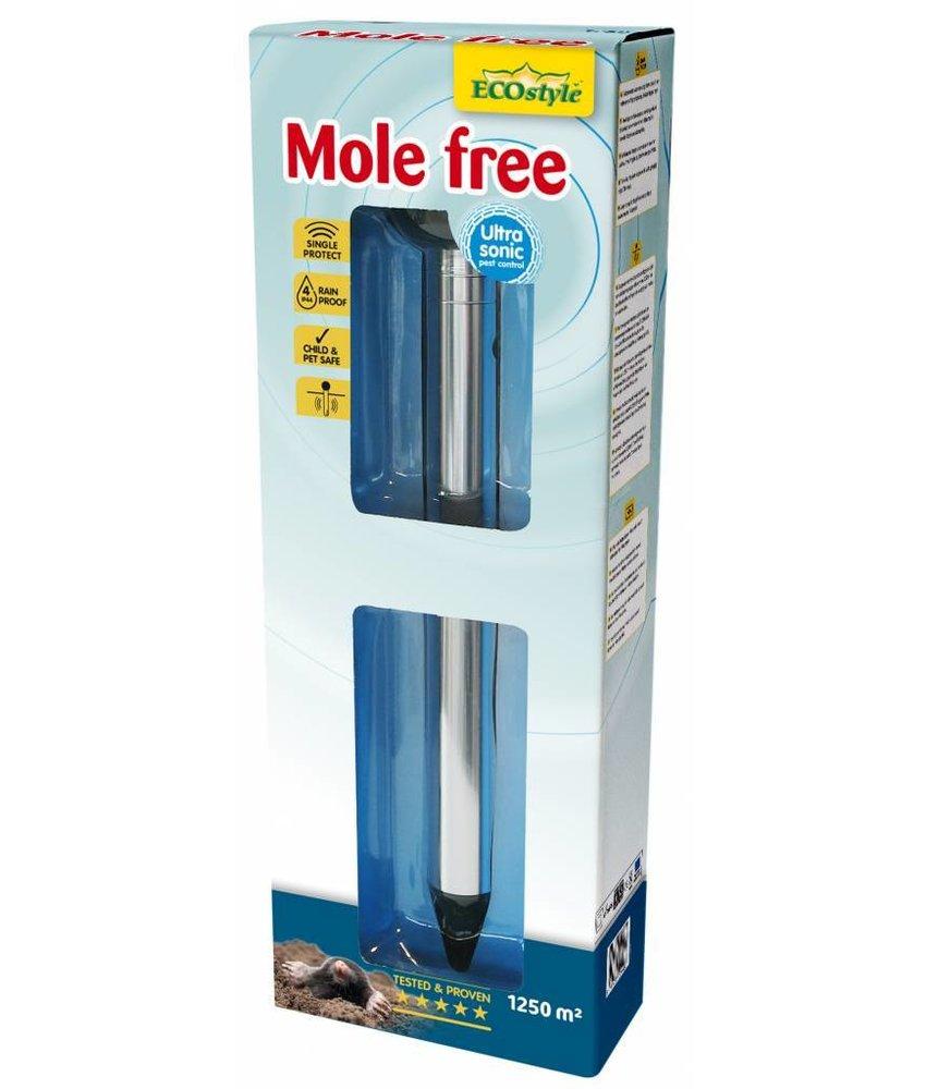 Ecostyle Mole free (tot 1250 m²)