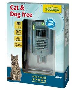 Cat & Dog free (tot 200 m²)