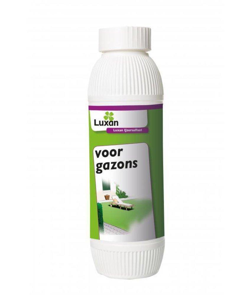 Luxan IJzersulfaat voor gazons 1000 gram