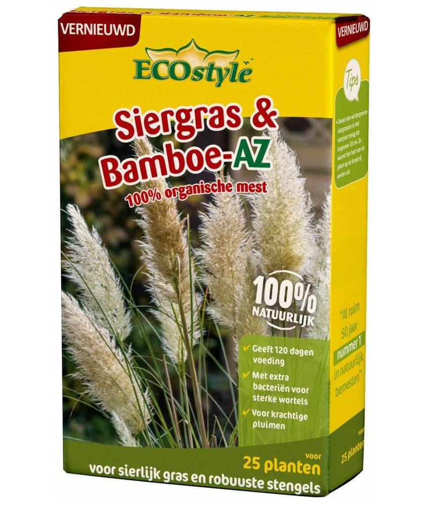 Ecostyle Bamboe & Siergras-AZ 800 gr