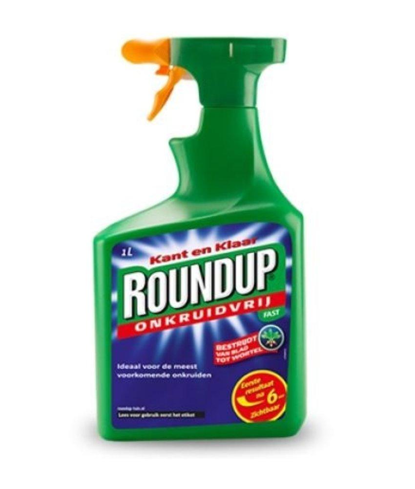 Roundup kant en klaar Hardnekkig 1000 ml (spray)