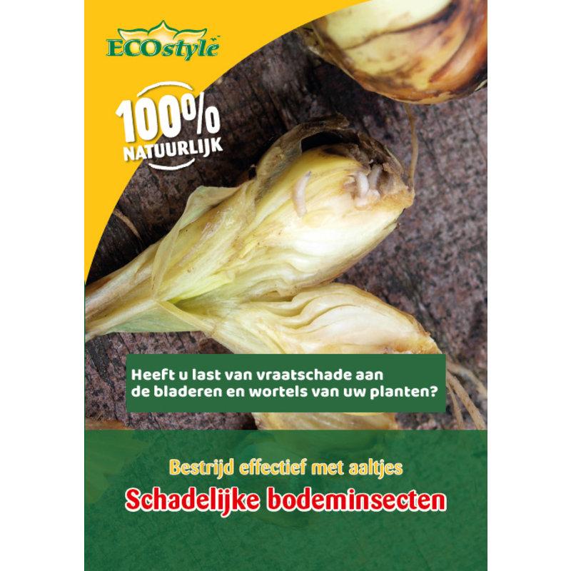 Ecostyle Aaltjes tegen larven wortelvlieg (60 m²)
