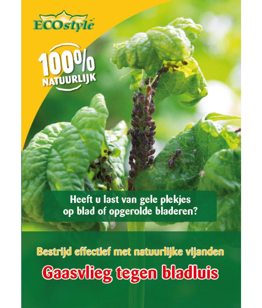 Ecostyle Gaasvlieg tegen bladluizen (50 m²)